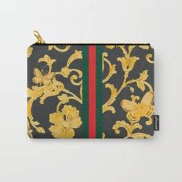 Luxury Design Varsace Carry-All Pouch