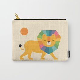 Lion Shine Carry-All Pouch