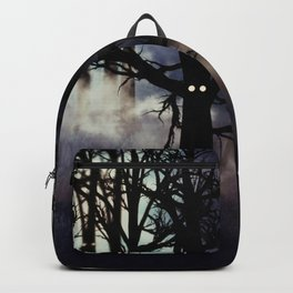 Halloween forest Backpack