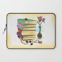 Books Laptop Sleeve