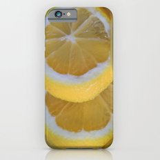 Love Lemons Slim Case iPhone 6s