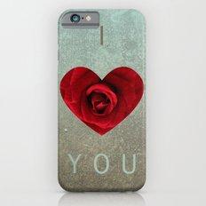 ily iPhone 6s Slim Case