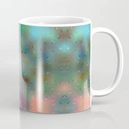 Abstract Dream - Dots Coffee Mug