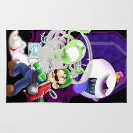 Luigi's Mansion: Dark Moon Rug