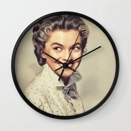 Joanne Dru, Vintage Actress Wall Clock