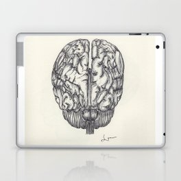 BALLPEN BRAIN 3 Laptop & iPad Skin