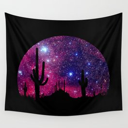 Noche caliente Wall Tapestry