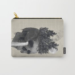 Sadness, Angry & Loneliness Carry-All Pouch