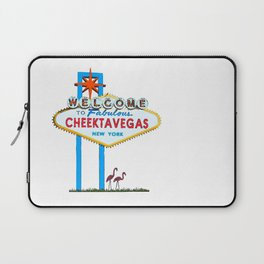 Welcome to Cheektavegas Laptop Sleeve