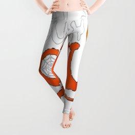 It's Just A Bunch Of Hocus Pocus Shirt Halloween Costume Leggings