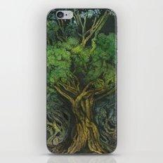 Living Tree iPhone & iPod Skin