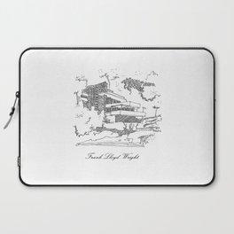 Frank Lloyd Wright Laptop Sleeve
