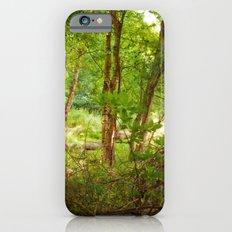 Surreal woodland iPhone 6s Slim Case