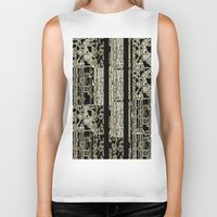 data Biker Tanks featuring DATA by lucborell
