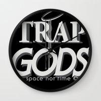 gucci Wall Clocks featuring trap gods... by kemistree