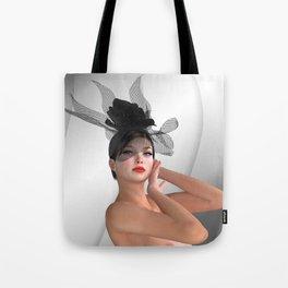 Isabella nude model Tote Bag