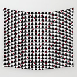 MAD AB-TAANIKO P1 S-White Wall Tapestry