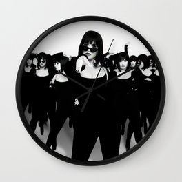 Demi #13 Wall Clock
