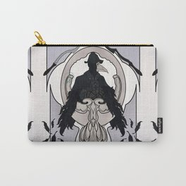 Bloodborne art nouveau - Eileen the Crow Carry-All Pouch