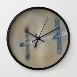 RV8TORS Wall Clock