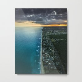 Ewa Beach, Hawaii Metal Print