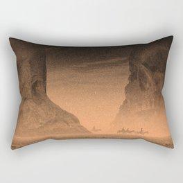 Blood Meridian Rectangular Pillow