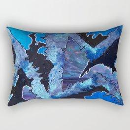 Lost in a dream Rectangular Pillow