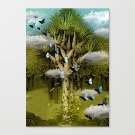 """The Bosch Spring"" Canvas Print"