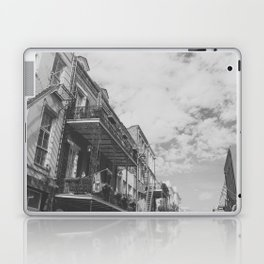 New Orleans French Quarter Laptop & iPad Skin