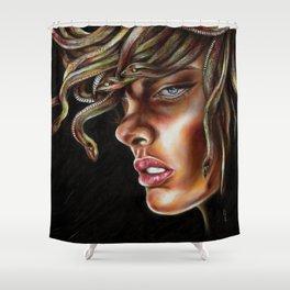 Medusa No. One Shower Curtain