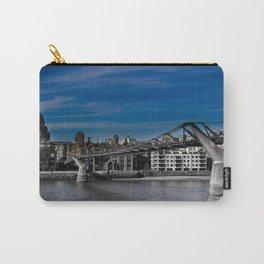 The Millenium Bridge London Carry-All Pouch
