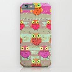 Winter owl Slim Case iPhone 6s