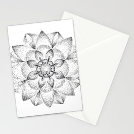 Dotts Mandala Stationery Cards