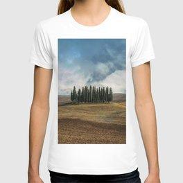 Trees of Tuscany T-shirt