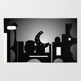 Night Time Bazaar Rug