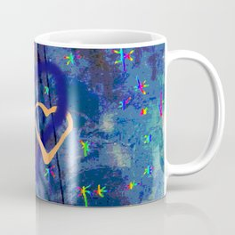 Star rainbow Coffee Mug