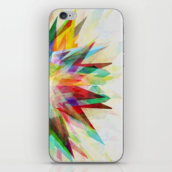 Colorful 6 iPhone & iPod Skin
