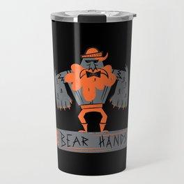 Bear Hands Travel Mug