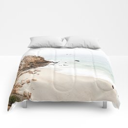 Malibu California Beach Comforters