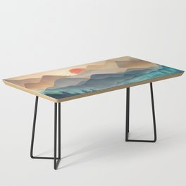 Wilderness Becomes Alive at Night Coffee Table