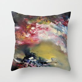Sinful Throw Pillow