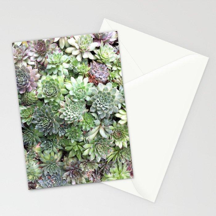 Desert Flower I Stationery Cards