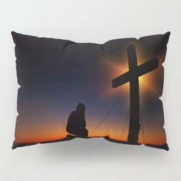 Christian Faith Pillow Sham