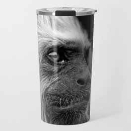 Golden Headed Lion Tamarin Mono Travel Mug