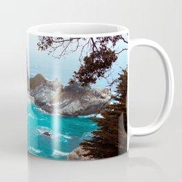 McWay Falls #vintage Coffee Mug