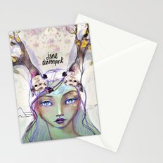 Dear Deer by Jane Davenport Stationery Cards