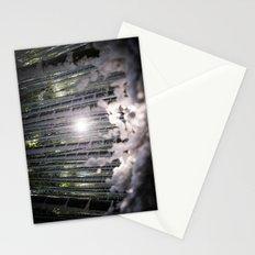Arashiyama Bamboo in Winter Stationery Cards