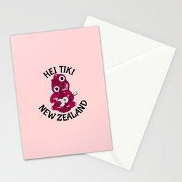 Pink Hei Tiki with Ukulele Stationery Cards