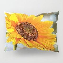 Radiant Sunflower Pillow Sham