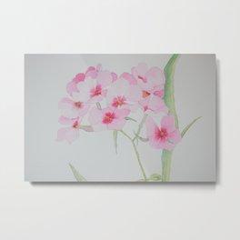Fairy flower. Metal Print